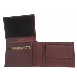 Avirex Arizona Portafoglio Pelle c/patta e portamonete   ARA302 Marrone