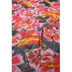 Foulard Desigual di fiori...