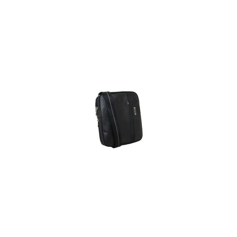 Roncato panama Borsello espandibile Nero 19x22,5x5,5/8,5 cm