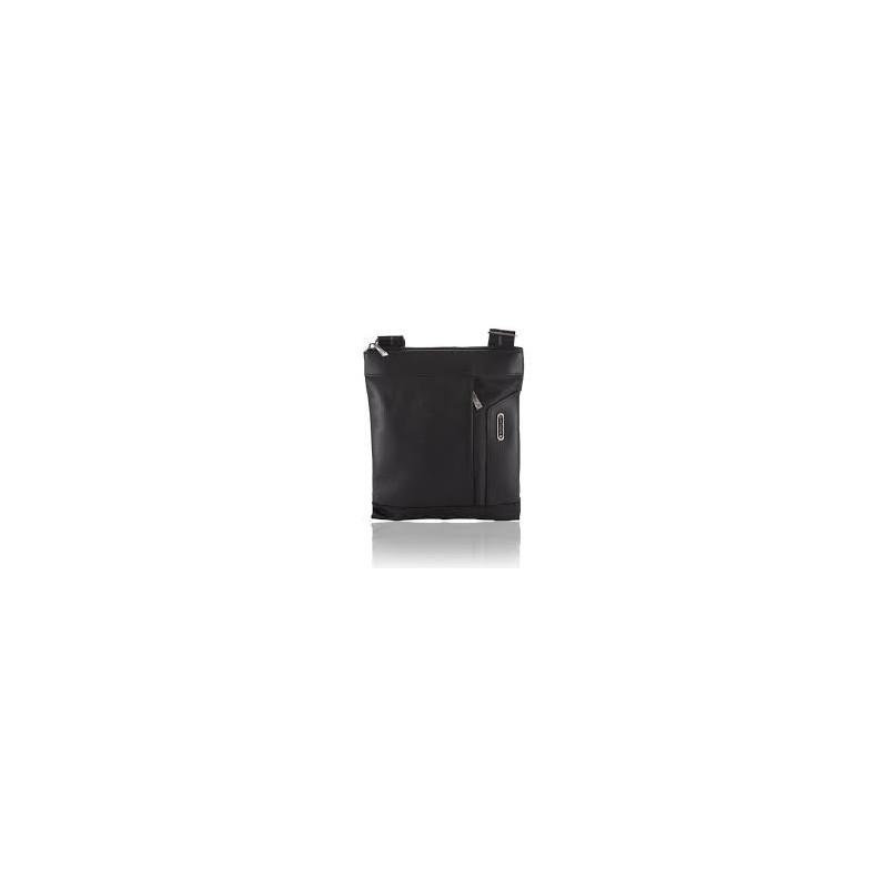 Roncato Panama Utility rettangolare Nero 20x23x1,5cm