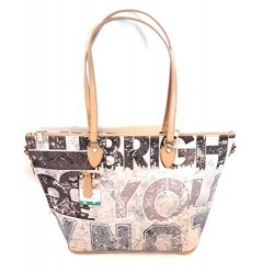 Ynot? Shopping Bag Con Zip...
