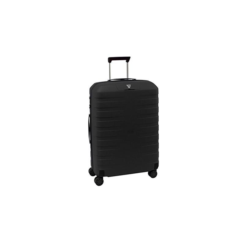 Trolley Medio  BOX 2.0  4R 69cm  Nero art 55420101