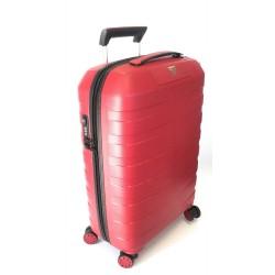 Trolley Cabina 4r 55/20 cm BOX 2.0 Rosso art 55430109