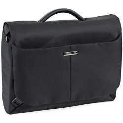 "Samsonite Ergo-Biz Laptop Messenger 16"" Nero 43x37x16 cm"