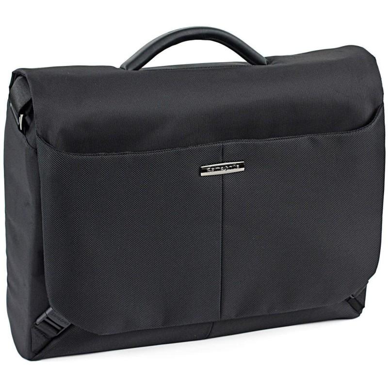 "Samsonite Ergo-Biz Laptop Messenger 16"" Nero 43x37x16 cm"