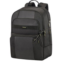 "Samsonite Infinipak Security  Laptop  Backpack 15.6""  Black/Black  art 77697 1050"