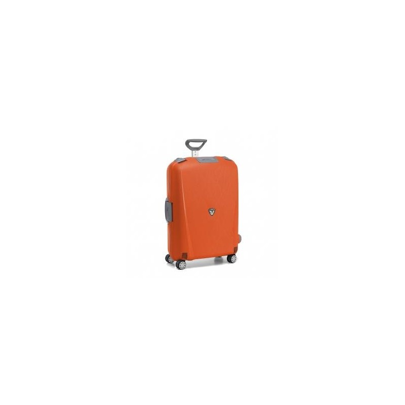 Trolley Grande Light Arancio art 500711 12 4r cm 75 X 53 X 30