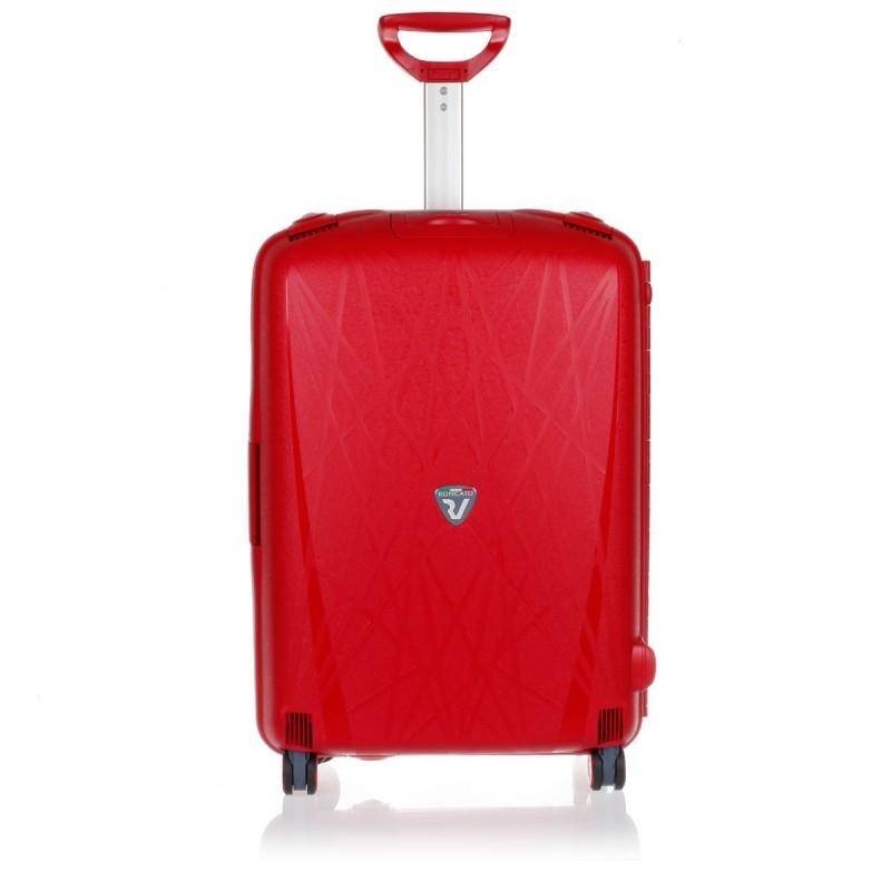 Trolley Medio Light Rosso art 500712 09  4r  cm 68x47x27