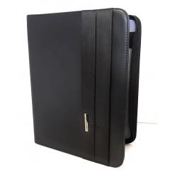 Samonite Stationery Spectrolite 2.0 Porta Bloc-notes e Organizer A4+Det B Nero 27x34,5x5  cm