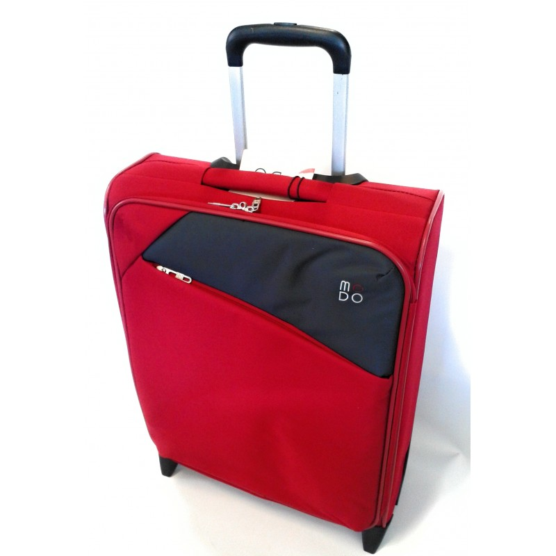 Trolley Cabina  Jupiter 2 ruote Rosso