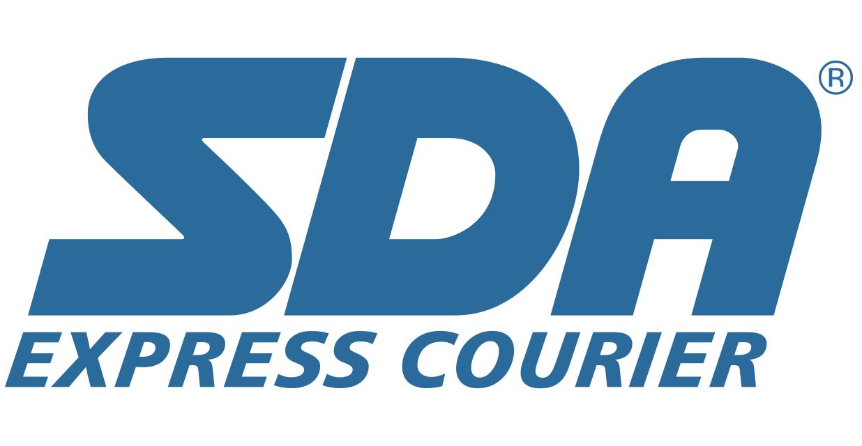 Spedizione tracciabile con corriere SDA